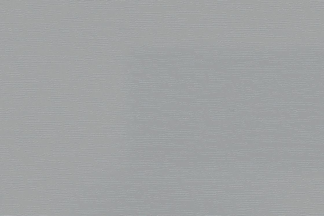 grau, genarbt