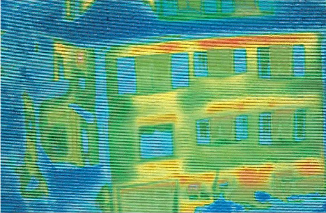 rekord-Wärmeschutzverglasung (geringer Energieverlust)