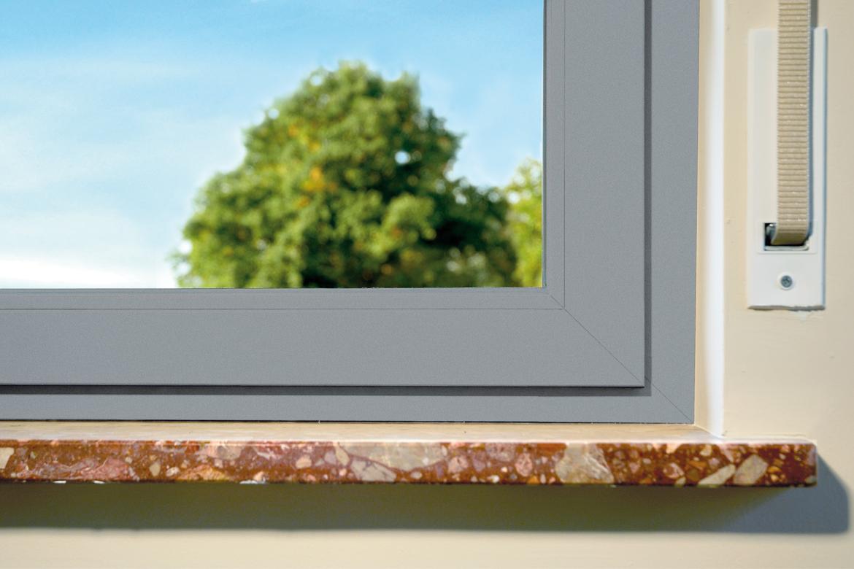 Design fenster von rekord qualit t seit 1919 for Fenster kunststoff