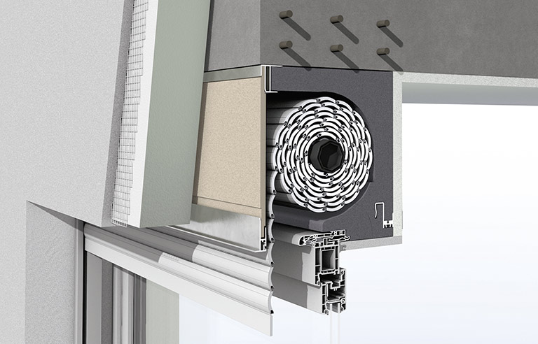 WDVS (Wärmedämmverbundsystem)