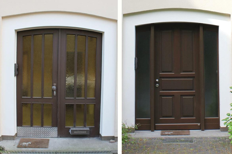 Bauelemente Wondberg Bergisch Gladbach Fenster und Türen