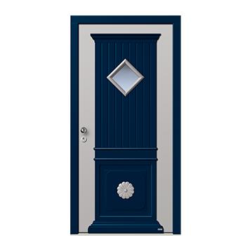 signum 7551, Außen aufgesetzte Formteile - innen Ziernuten, signum 7551 nur in Lack möglich.