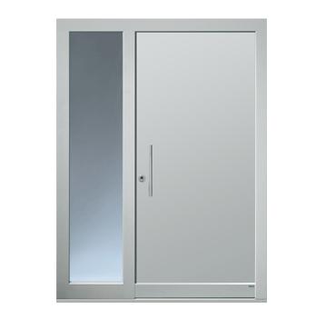 Haustüranlage mit Seitenteil