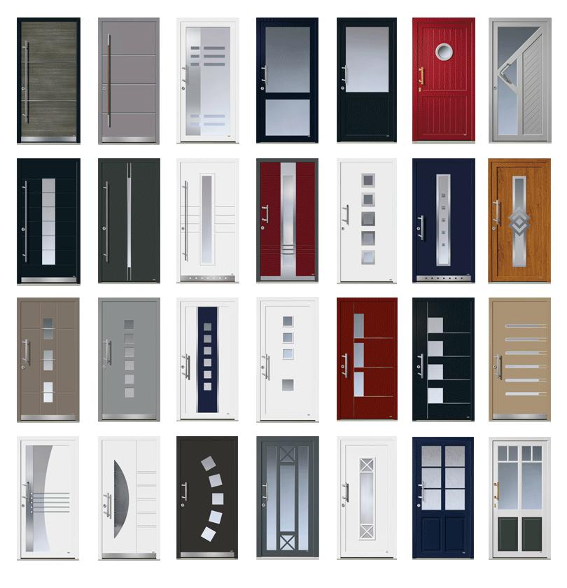 Individuelle Designvariationen