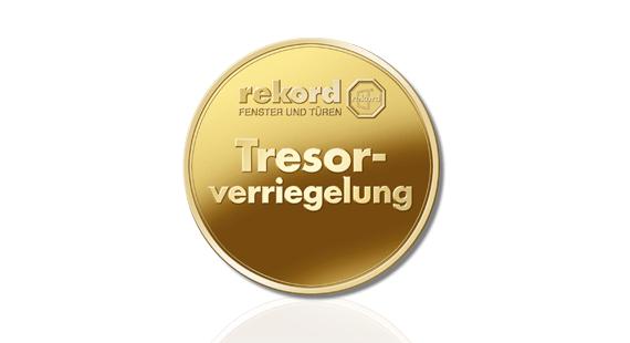 rekord Tresorverriegelung - Einbruchschutz-Beschlagstechnik nach WK3.