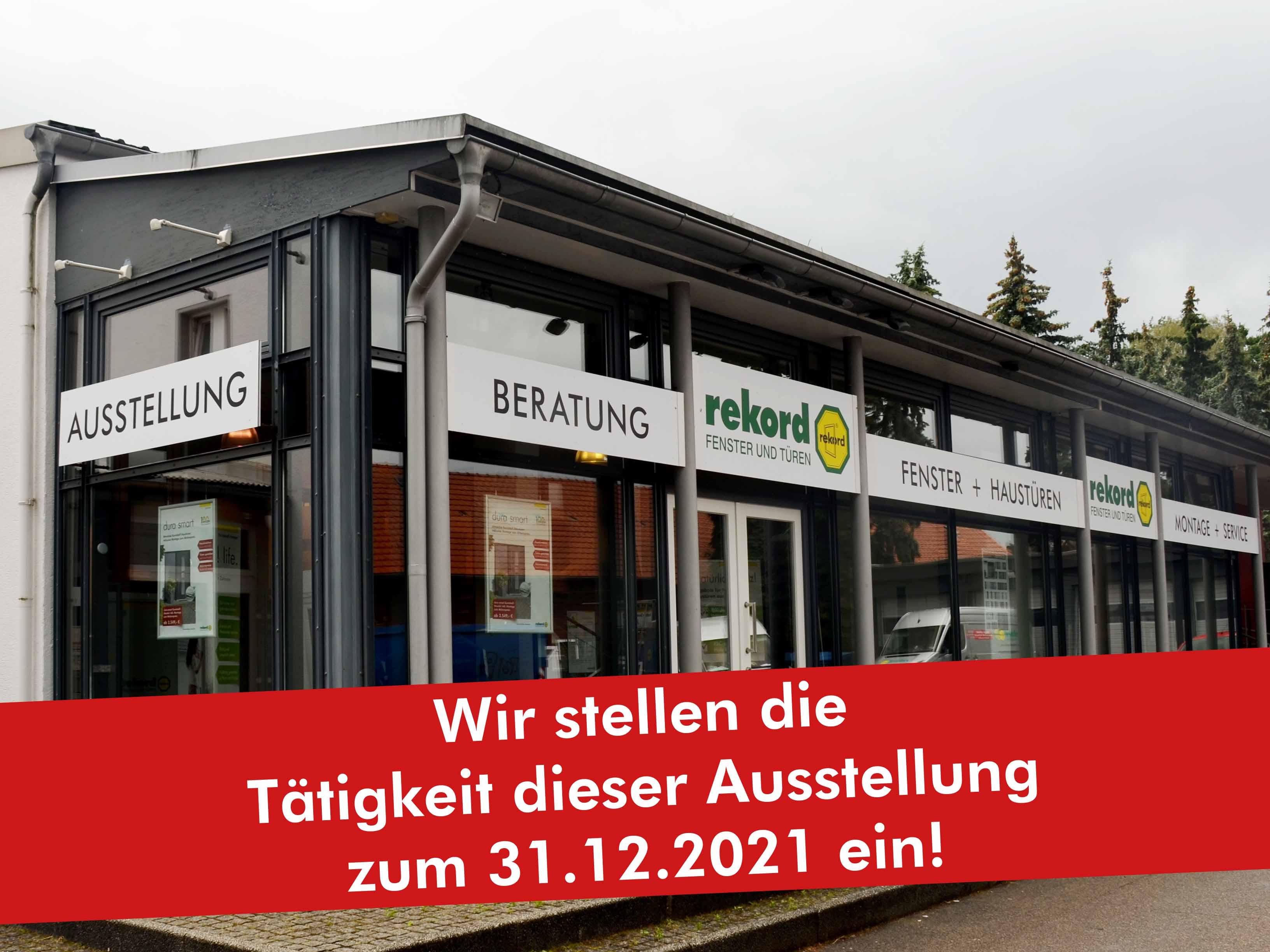 rekord Ausstellung Hannover Hemmingen-Arnum