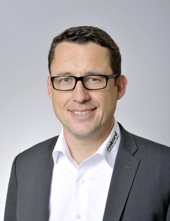 Christian Fricke – Prokurist Vertrieb Handel